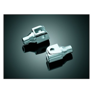 Kuryakyn Front Tapered Foot Peg Adapters Can-Am / Honda / Suzuki