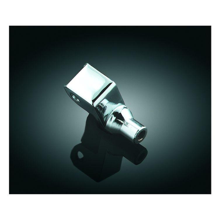 Kuryakyn Front Tapered Foot Peg Adapters Honda GL1500 / Valkyrie / VT1100