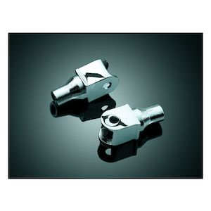 Kuryakyn Front Tapered Foot Peg Adapters Honda