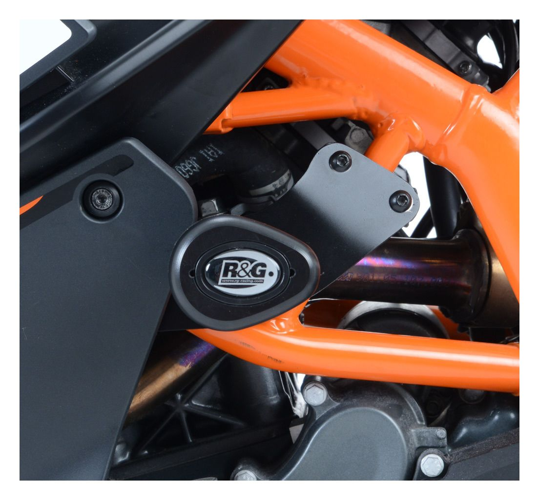 Rg Racing Aero Frame Sliders Ktm Rc390 2015 2018 Revzilla 2002 Kia Sportage Fuel Filter Location