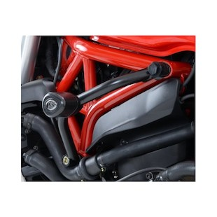R&G Racing Aero Frame Sliders Ducati Monster 821 / 1200 / S / R