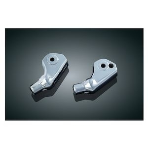 Kuryakyn Rear Tapered Foot Peg Adapters Suzuki Boulevard