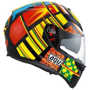 AGV K3 SV Elements Motorcycle Helmet