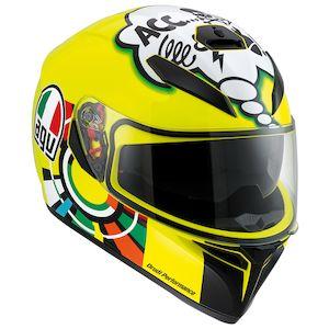 AGV K3 SV Misano 2011 Helmet