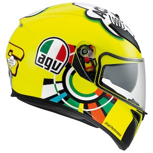 AGV K3 SV Misano 2011 Motorcycle Helmet