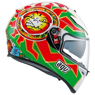 AGV K3 SV Imola 1998 Motorcycle Helmet
