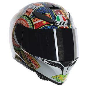 AGV K3 SV Dreamtime Helmet (Size 2XL Only)