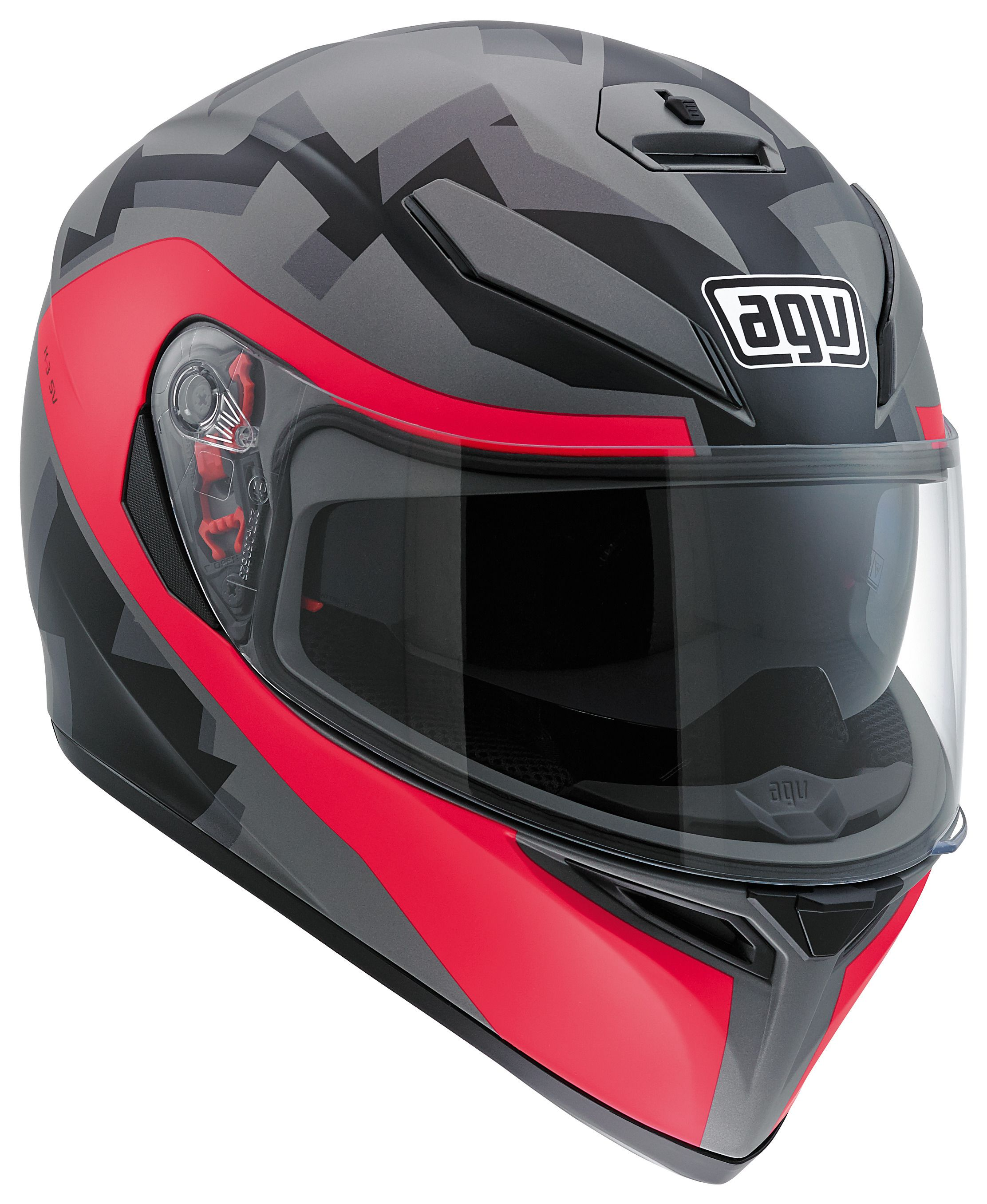 Buy AGV K3 SV Adult Camodaz Helmet Street Motorcycle