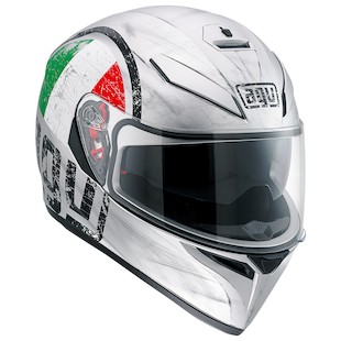 AGV K3 SV Scudetto Motorcycle Helmet