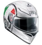 AGV K3 SV Scudetto Helmet