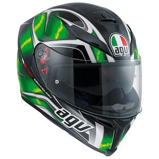 AGV K5 Hurricane Motorcycle Helmet