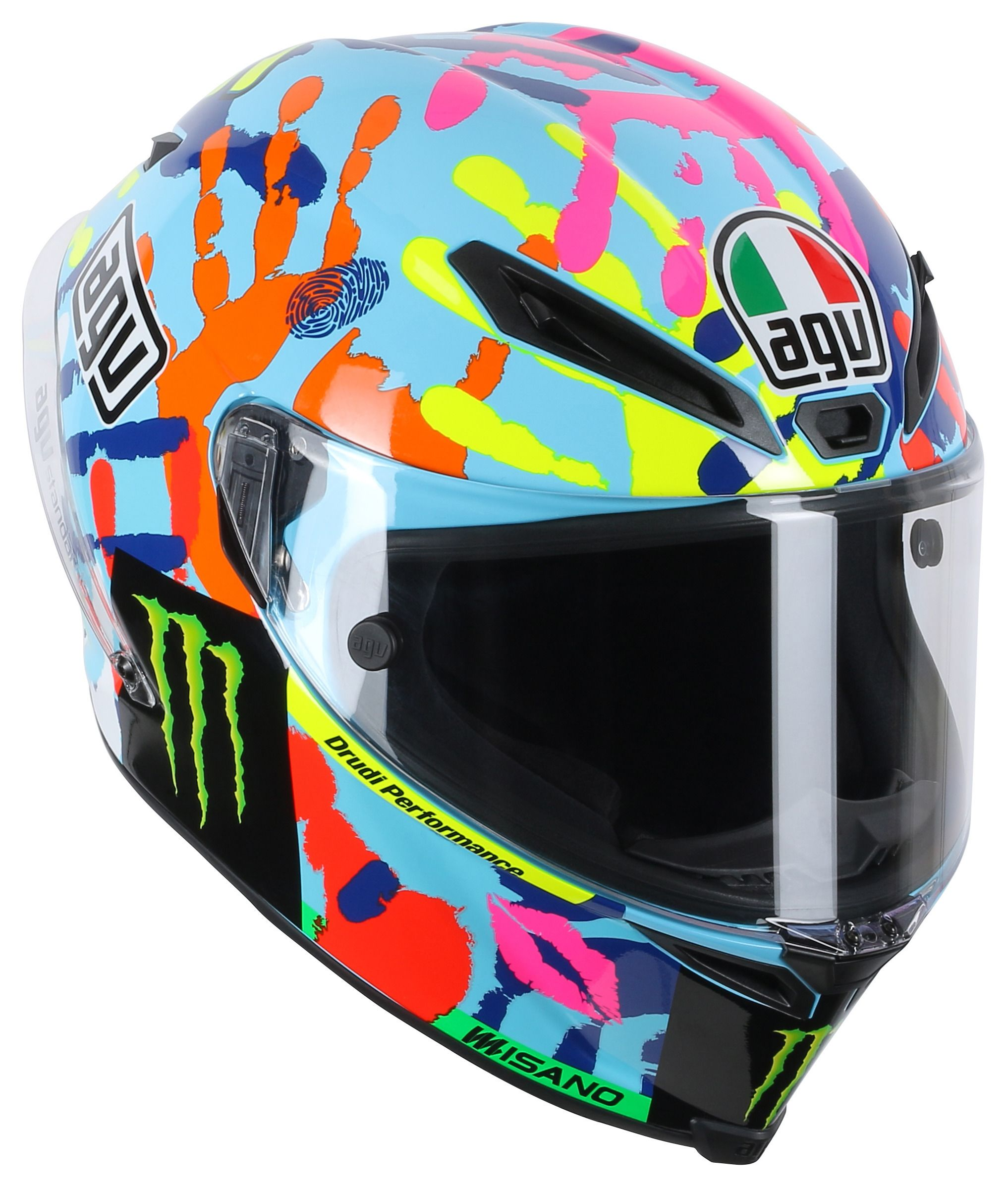 agv corsa rossi misano 2014 le helmet revzilla. Black Bedroom Furniture Sets. Home Design Ideas