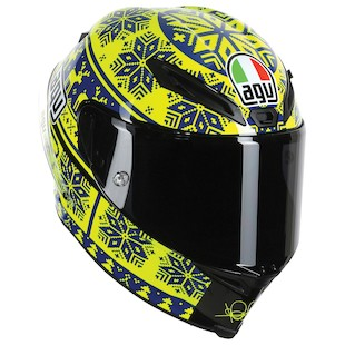 AGV Corsa Winter Test 2015 LE Helmet