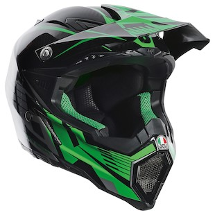 AGV AX-8 EVO Carbotech Motorcycle Helmet