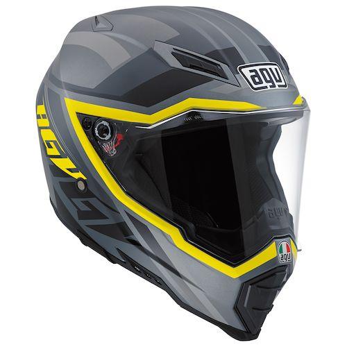 AGV AX-8 EVO Klassik Helmet - RevZilla