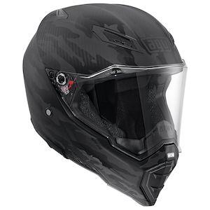 AGV AX-8 Naked Carbon Fury Helmet
