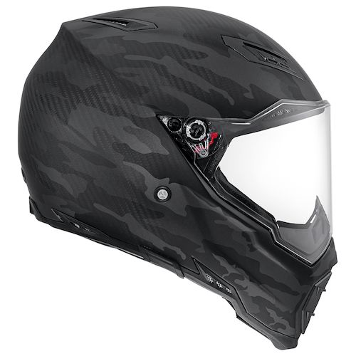 AGV AX-8 EVO Flagstars Helmet - RevZilla