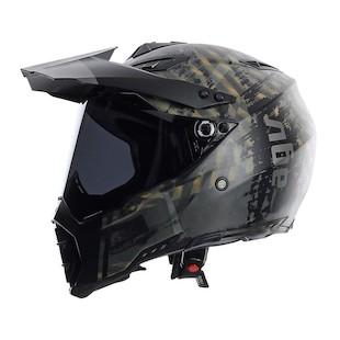 AGV AX-8 DS EVO Grunge Motorcycle Helmet