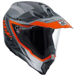AGV AX-8 DS EVO Karakum Helmet (Size XS Only)