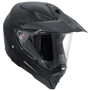 AGV AX-8 DS Carbon Fury Helmet (Size XS Only)