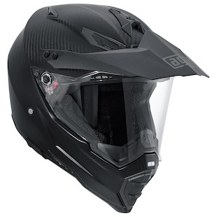 AGV AX-8 DS Carbon Fury Motorcycle Helmet
