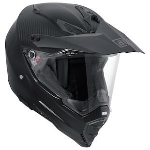 AGV AX-8 DS Carbon Fury Helmet