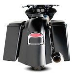 Arlen Ness Big Bag Kit For Harley Touring 1993-2013
