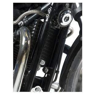 R&G Racing Oil Cooler Guard Triumph Bonneville / Scrambler / Thruxton