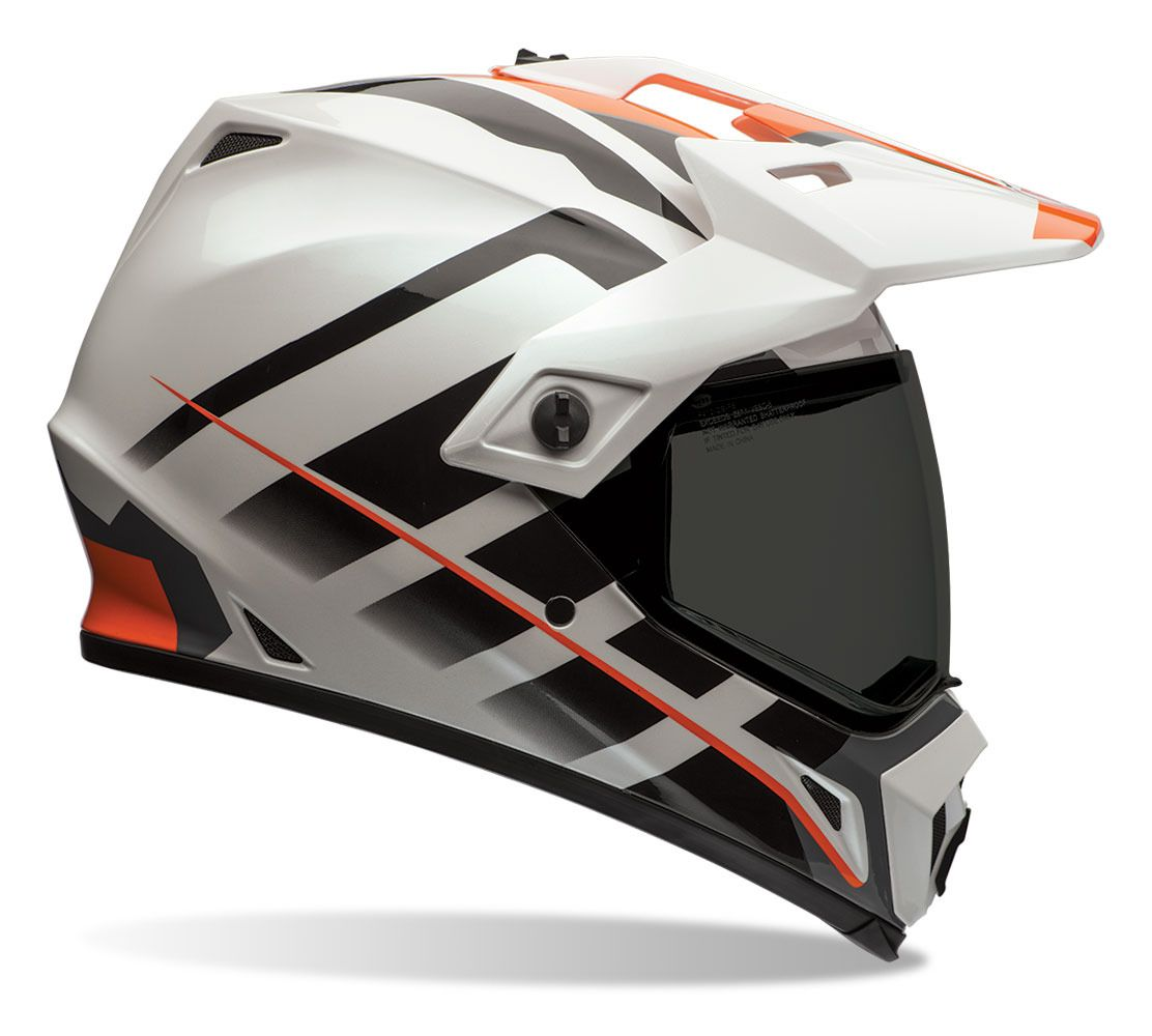 bell mx 9 adventure raid helmet revzilla. Black Bedroom Furniture Sets. Home Design Ideas