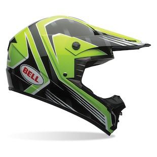 Bell SX-1 Race Motorcycle Helmet