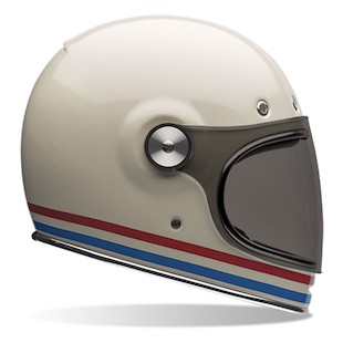 Bell Bullitt Stripes Motorcycle Helmet