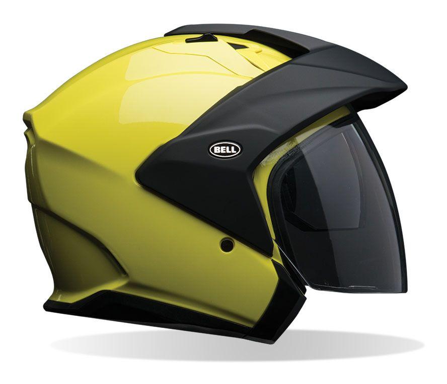 Bell Dual Sport Helmet >> Bell Mag 9 Hi-Viz Helmet - RevZilla