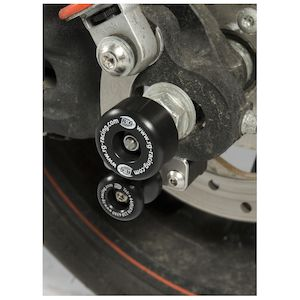 R&G Racing Rear Axle Sliders For Harley XR1200 2009-2012