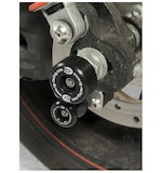 R&G Racing Rear Axle Sliders Harley Davidson XR1200 2009-2012