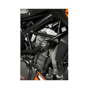 R&G Racing Aero Frame Sliders KTM 390 Duke 2013-2018