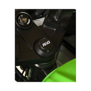 R&G Racing Steering Stem Nut Cap Kawasaki Ninja 300 2013-2015
