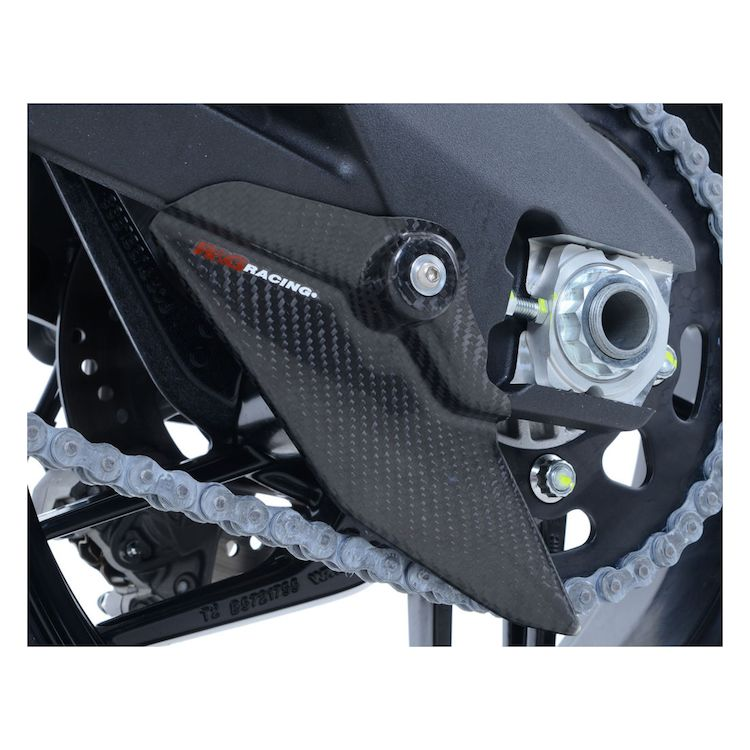 R&G Racing Carbon Fiber Toe Guard Ducati 899 Panigale 2014-2015