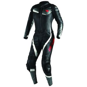 Dainese Veloster Two Piece Women's Race Suit - (Sz 48 Only)