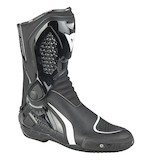 Dainese TR-Course Out D-WP Boots Black/Black/White / 45 [Demo - Good]