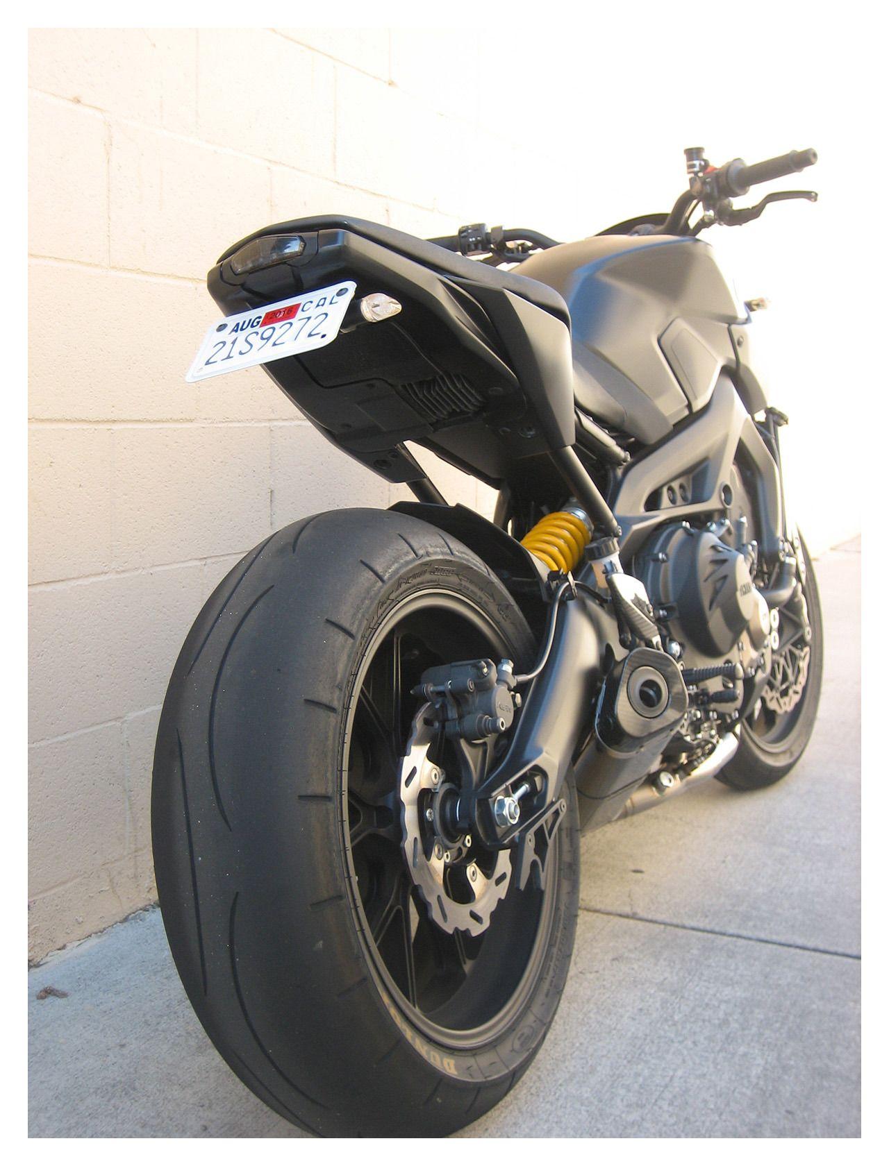 Graves Hexagonal Exhaust System Yamaha FZ-09 / MT-09 / FJ-09 ...
