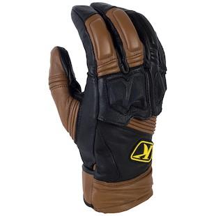 Klim Adventure Short Motorcycle Gloves