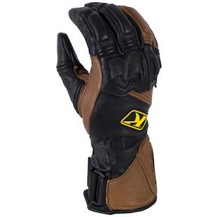 Klim Adventure Long Motorcycle Gloves