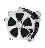 RC Components Nitro Airstrike Air Cleaner For Harley Big Twin 1993-2016