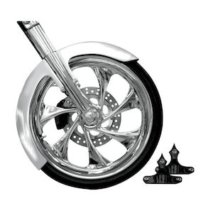 "RC Components 23"" Front Fender Kit For Harley Touring 1994-2013"