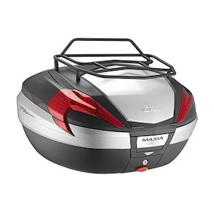 givi e159 topcase luggage rack for v56 v47 top cases revzilla. Black Bedroom Furniture Sets. Home Design Ideas