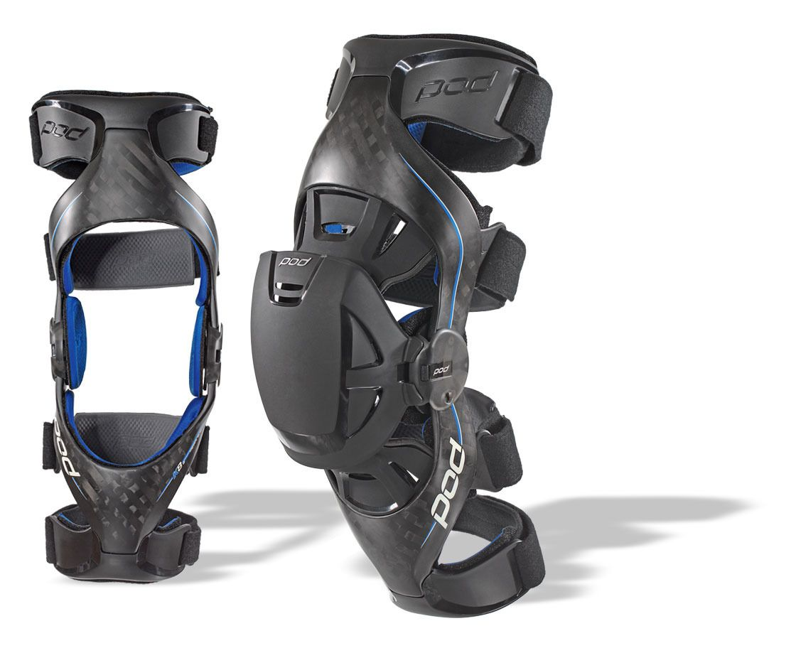 Full Face Cruiser Helmets >> POD K8 MX Knee Braces | 5% ($40.00) Off! - RevZilla