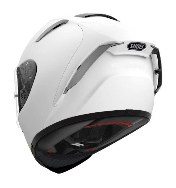 Shoei X14 Motorcycle Helmet - Back