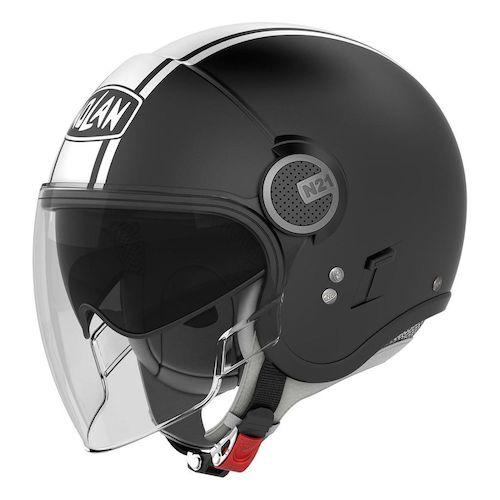 nolan n21 visor duetto helmet revzilla. Black Bedroom Furniture Sets. Home Design Ideas