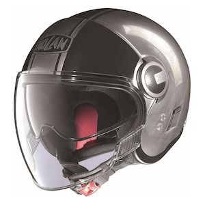 Nolan N21 Visor Duetto Scratched Helmet