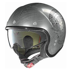 Nolan N21 Vintage Speed Junkie Scratched Helmet (MD)